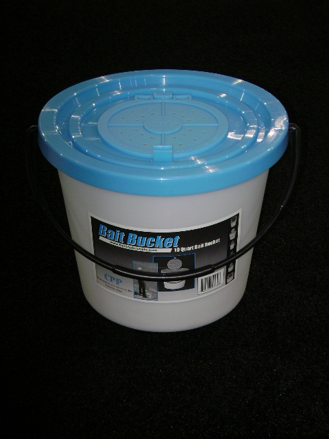 50179 10 Qt Bucket Challenge Plastic Products Inc