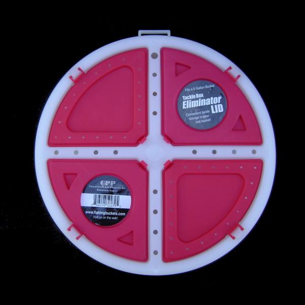 50279 Eliminator Lid Challenge Plastic Products Inc