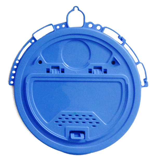50371 Deluxe Lid Blue Challenge Plastic Products Inc